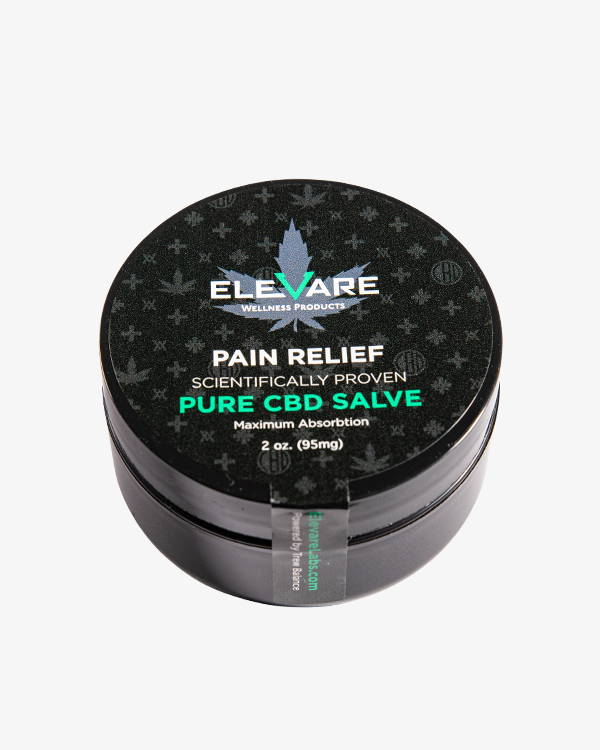 Elevare Labs Pain Relief Topical Container